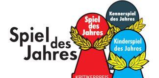 Logotipo de los nominados al spiel des jahres