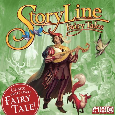 Portada de Storyline Fairy tales