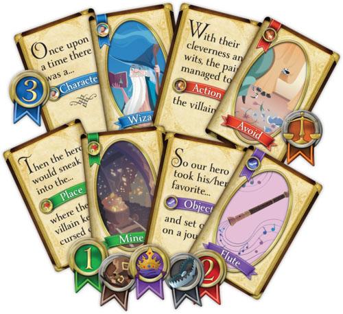 Cartas de Storyline Fairy tales