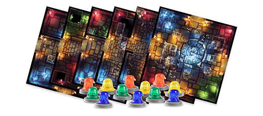 expansión mazmorra de Super dungeon explore