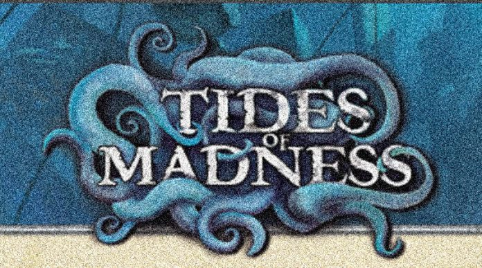 Logotipo de Tides of Madness