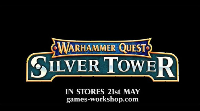 Logotipo de warhammer quest