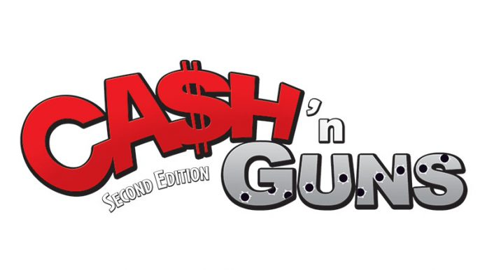 Logotipo de Cash And guns