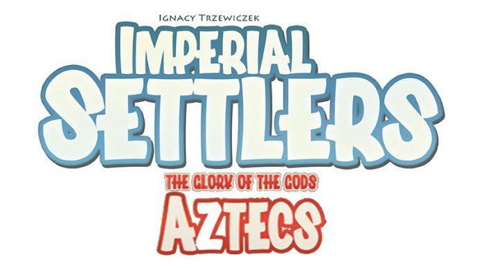 Logotipo de colonos del imperio Aztecas