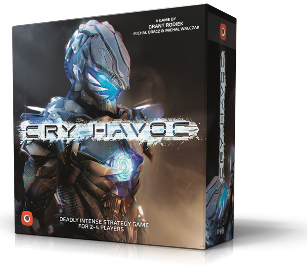 Portada de Cry havoc