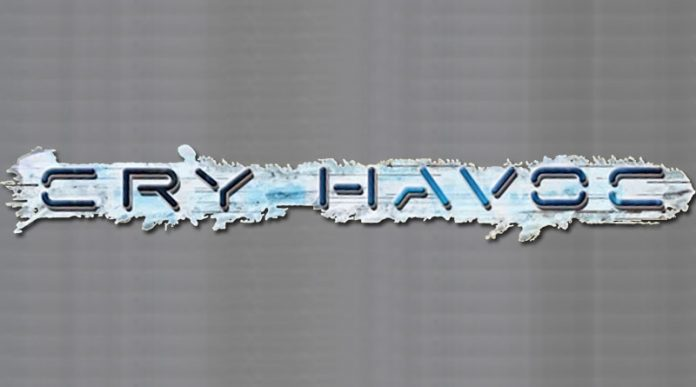 Logotipo de Cry havoc