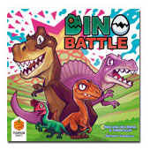 Portada de Dino Battle de Pumpkin Games