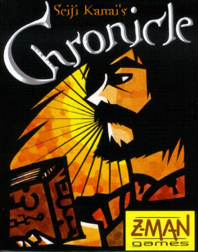 Portada de Chronicles proxima novedadd e ediciones primigenio