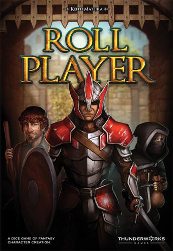 Portada de roll player proxima novedad de ediciones primigenio