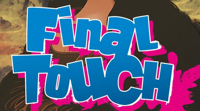 Logotipo de Final Touch