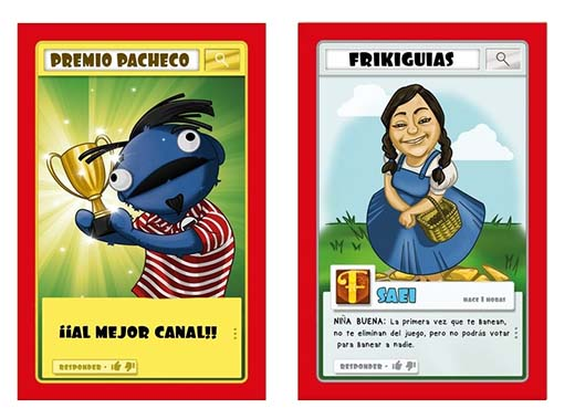 Cartas de Game of trolls