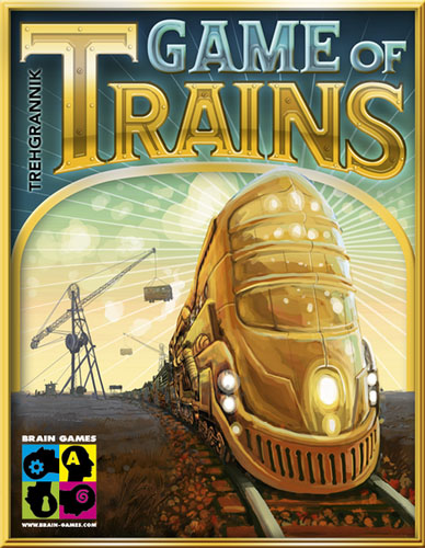 Portada de game trains