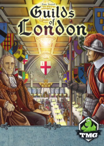 Portada de Guilds of london