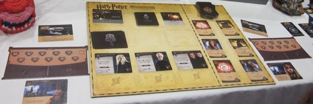 Partida de Harry Potter Hogwarts Battle