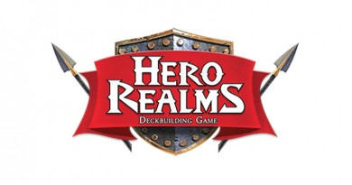 Logotipo de Hero Realms