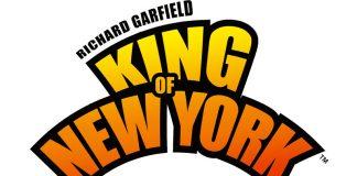 Logotipo de King of New York Power up