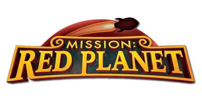 Logotipo de Mission red Planet