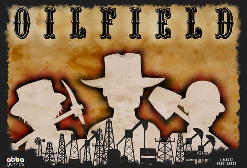 Portada de Oilfield
