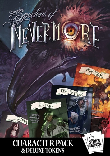 Portada de Specters of Nevermore