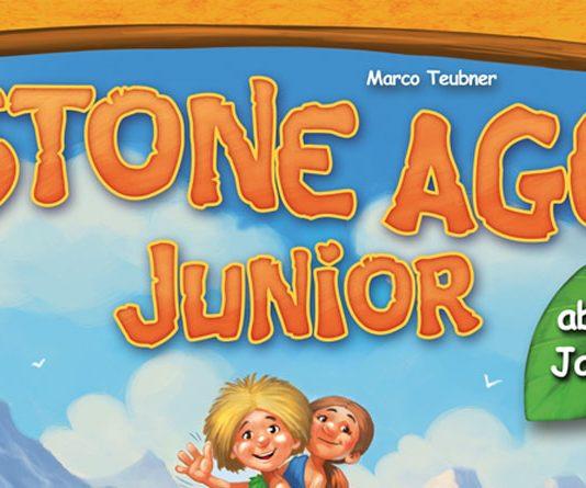Stone Age Junior Logo