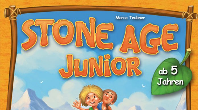 Stone Age Junior Logo