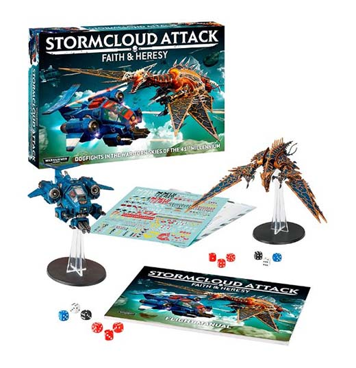 Stormcloud Attack Faith And heresy