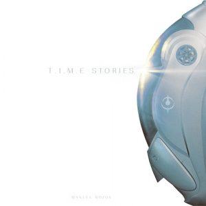 Portada de TIME Stories