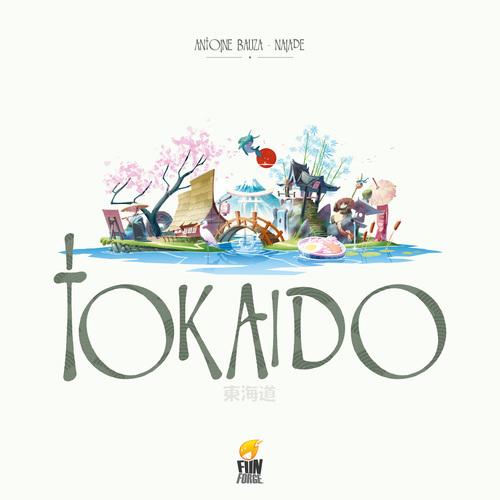 Portada de Tokaido