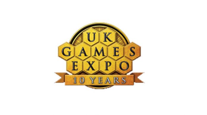 Logotipo de los Uk Games Expo Awards 2016