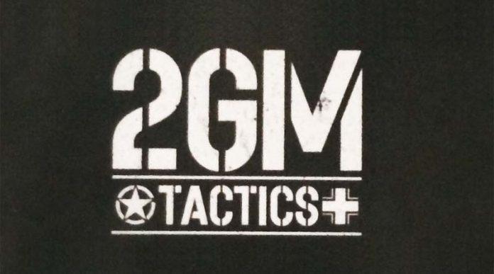 logotipo de 2 GM tactics