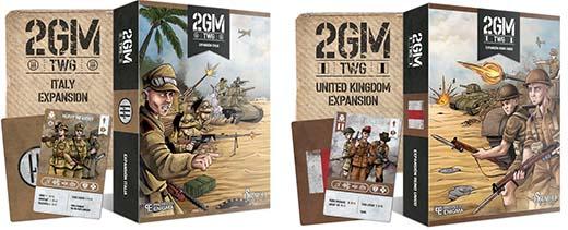 Fuerzas del norte de África de 2GM Tactics