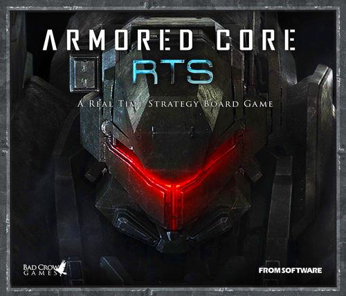 Portada de Armored core