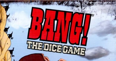 Logotipo de BANG! The Dice Game Old Saloon