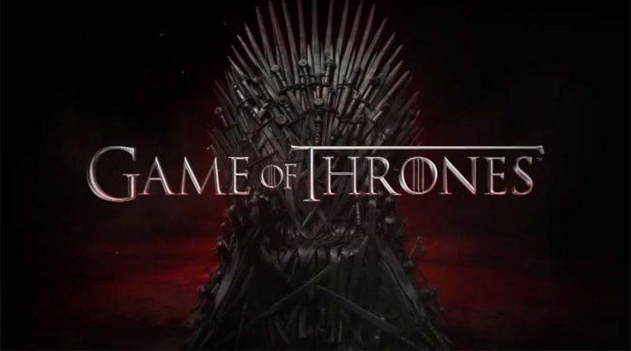 Logotipo de juegod e tronos