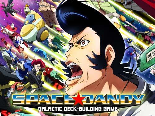 Portada del juego de Shinobi 7 Space Dandy