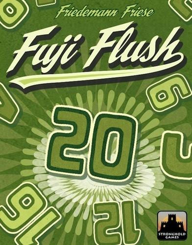Portada de Fuji Flush de Stronghold games y 2F-Spiele