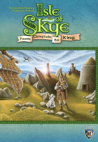 Portada de Isle of Skye