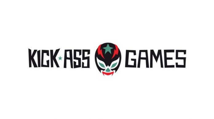 Logotipo de Kickass games