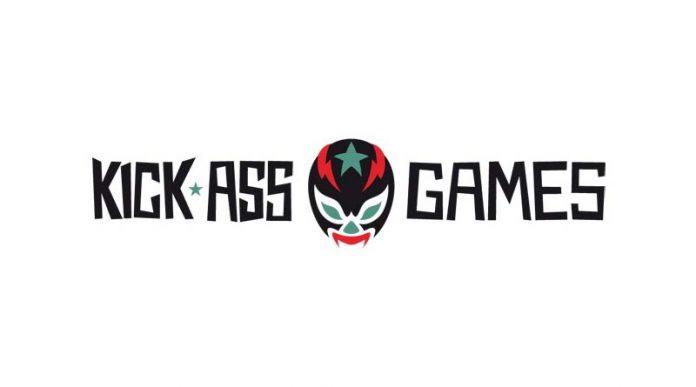 Logotipo de Kickass games