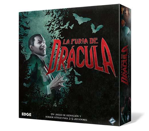 Caja de la furia de Drácula