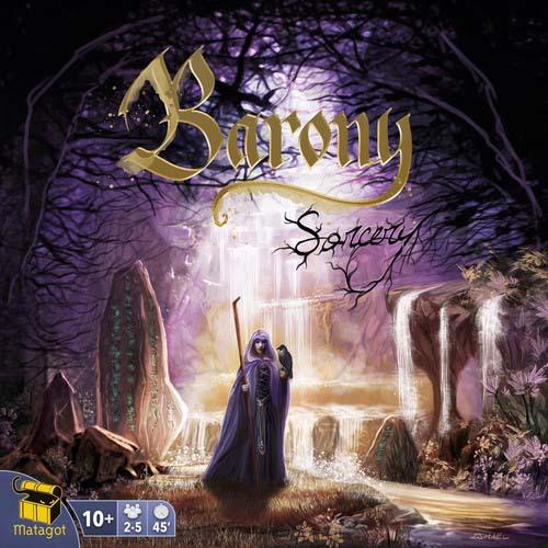 Portada de Barony Sorcery