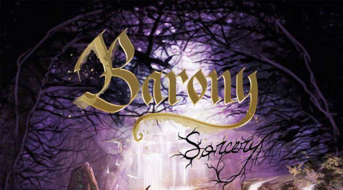Logotipo de Barony Sorcery