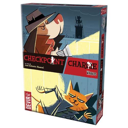 Portada de Checkpoint Charlie