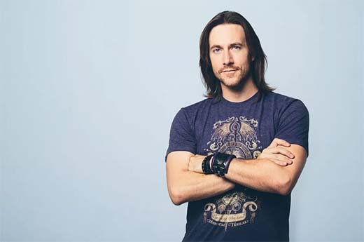 Matthew Mercer DM de critical Role