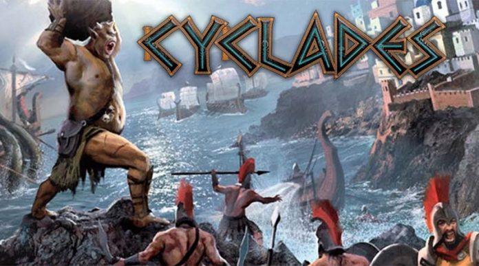 Logotipo de Cyclades