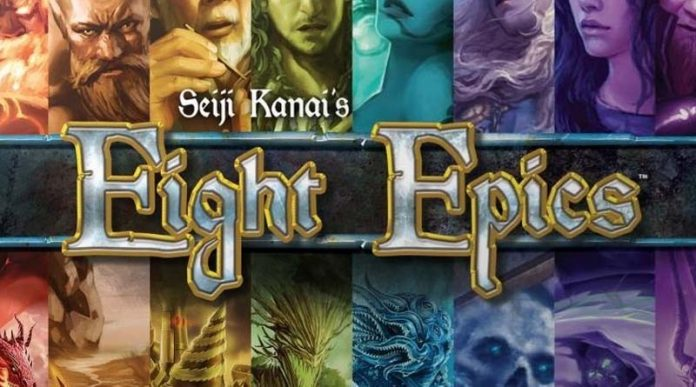 Logotipo de Eight Epics