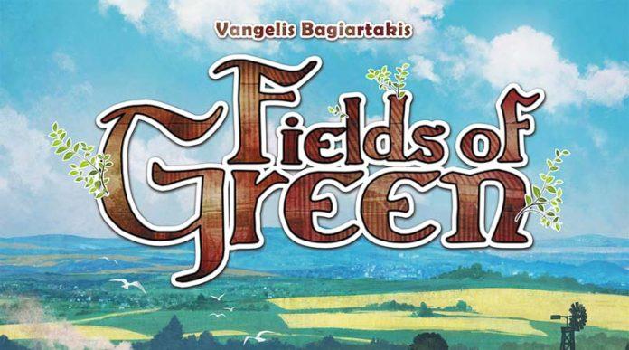 Logotipo de fields of green