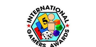 Logotipo de los International Gamers Awards