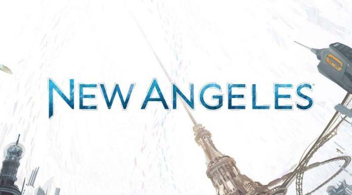 Logotipo de New Angeles