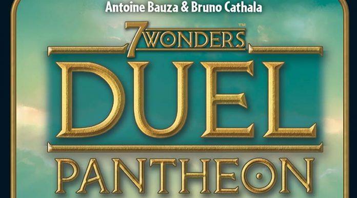 Logotipo de Seven Wonders Pantheon